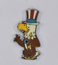 Disney Kingdom Of Cute Series 2 Mystery Box Collection Sam The Eagle Pin NEW