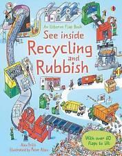 Ver dentro basura y el reciclaje por Alex Frith (tapa Dura, 2011)