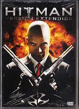 HITMAN (versión extendida) Xavier Gens. Tarifa plana DVD España envío, 5 €