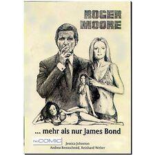 Roger Moore ... mehr als nur James Bond (Hg.) Reinhard Weber  FILMOGRAPHIE