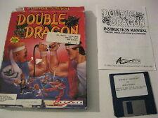 "Double Dragon PC Game 3.5"" disks Arcadia 1988"