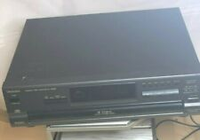New listing Technics 5 Cd Player Compact Disc Multi Changer Carousel Tray Sl-Pd665