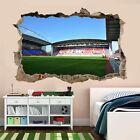 Football Stadium Wigan 3d Wall Sticker Mural Decal Kids Bedroom Home Decor Bv43