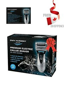 Callus Remover Electric Rechargeable Pedicure Tools for Men