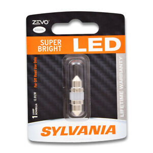 Sylvania ZEVO Dome Light Bulb for Pontiac Wave5 Vibe Wave G3 Sunburst G3 wy