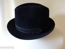 Antilope * Herren Hut* klassischer Hut * dunkelblau * 55
