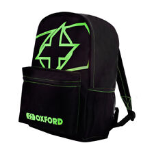 Oxford Motorcycle X-Rider Essential 15L Backpack - Green (OL818)