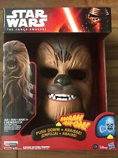 Star Wars The Force Awakens Chewbacca Electronic Mask B3226