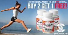 CortiSLIM Burn with Raspberry Ketone - Buy 2, Get 1 Free