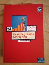 Grundlagen des Marketing, Philip Kotler 4. Auflage von 2007