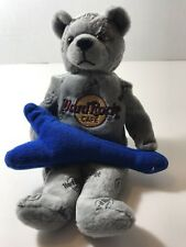 Hard Rock Cafe Beanie Bear Orlando FL Rocker Bear Herrington Bear