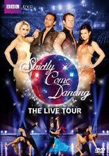 STRICTLY COME DANCING LIVE 2010 - DVD - REGION 2 UK