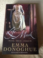New Life Mask by Emma Donoghue (Paperback, 2005)