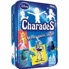 Disney Charades Cards