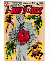 SHOWCASE #78 (FN) 1st Appearance of JONNY DOUBLE! Vintage DC Silver-Age 1968