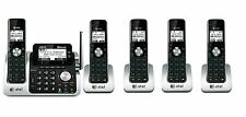 AT&T TL96271 DECT6.0 Cordless Bluetooth to Cell Phone 5 Handset Phone System