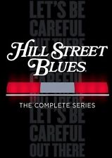 Hill Street Blues: The Complete Series [34 Discs] (2014, REGION 1 DVD New)