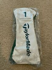 NEW IN THE PLASTIC - TaylorMade 2020 Season Opener Masters Driver Headcover