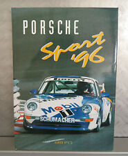 Porsche Sport 1996 Motorsportbuch motorsport book