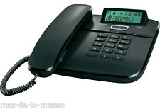 Telefono Sobremesa Siemens Gigaset DA610 Manos Libres Agenda Rellamada Pantalla