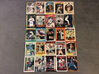 HALL OF FAME Baseball Card Lot 1980-2020 BOB GIBSON CARL YASTRZEMSKI WILLIE MAYS