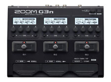 ZOOM G3n Multi Effects Processor Guitar Effect Pedal with free pick!