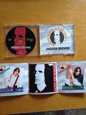 "JACKSON BROWNE CD ""ALIVE AND KICKING"" ORIGINAL PICTURE CD"