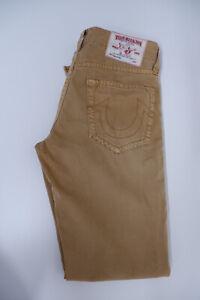 "True Religion Jeans Slim W31 L 33"" Inches Mens"