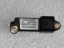 Audi A6/S6 C5 4B Sensor Schalter Crashsensor Airbagsensor 4B0959643B