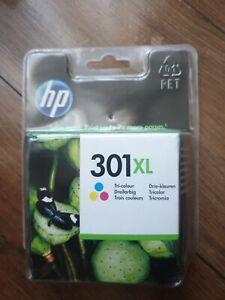 Cartouches d'encres HP 301XL couleurs 12/22