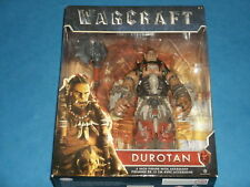 "WORLD OF WARCRAFT: DUROTAN Collectible 6"" Action Figure 'Warcraft Movie' 2016"