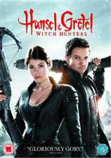 Will Ferrell, Jeremy Renner-Hansel and Gretel: Witch Hunters  DVD NUOVO