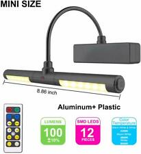 Battery Operated Picture Light Wireless Remote Painting LED 3 Modes Dimmable