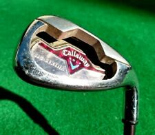 USED WOMENS CALLAWAY GOLF BIG BERTHA SINGLE 9-IRON GOLF CLUB ,