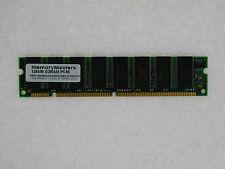 128MB Memoria 16x64 168 Pin Pc66 10ns 3.3vV No ECC Sdram Ram Dimm