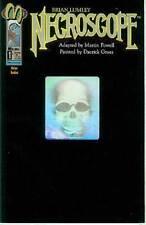 Necroscope # 1 (of 5) (2nd printing) (Malibu USA, 1992)