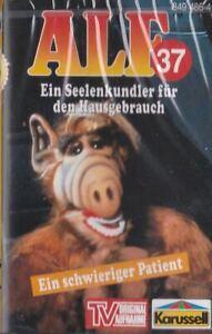 MC Alf Folge Nr. 37 Original Hörspiel zur TV-Serie Karussell