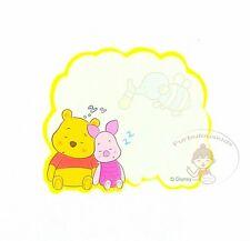 Disney Winnie The Pooh 50 Sheets Loose Memo Pad #B