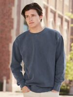 Comfort Colors - Garment Dyed Ringspun Crewneck Sweatshirt - 1566