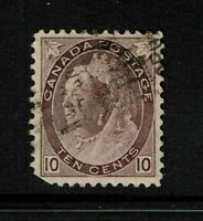 Canada SC# 83, Used, clipped lower left corner - S2633