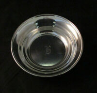 Sterling Silver Candy Dish  Vintage