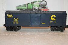O Scale Trains Lionel Chessie System Box car 16232