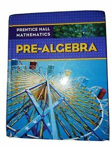 Prentice Hall Mathematics, Pre-Algebra (Hardcover, Student Edition) Textbook