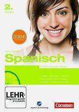 Cornelsen Lernvitamin Spanisch 2. Lernjahr (verschweißte + deutsche Neuware)