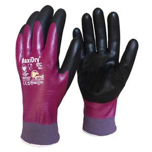 ATG Maxidry Zero Waterproof Work Glove Fully Dipped | AUTHORISED DEALER