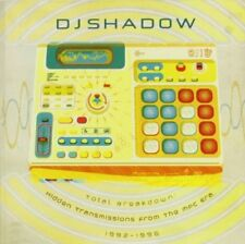 DJ Shadow - Total Breakdown 1992-1996 CD NEU OVP