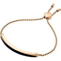 Michael Kors mkj6769710 armreif armband gold schwarz neu