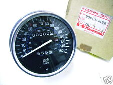 Kawasaki Zephyr ZR750 Speedometer 1991-93 NOS SPEEDO GAUGE KMH MPH 25005-1466