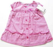 Kleid Gr.50 /56 Mexx NEU m.E 100% Baumwolle Tunika pink baby sommer frühchen