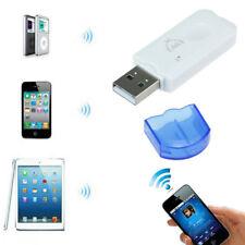Sin hilos Bluetooth receptor de audio Música Ligera adaptadores Mini USB